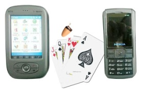 Spy Playing Cards Cheating Device